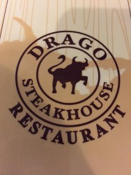 Ресторан «Drago steakhouse»